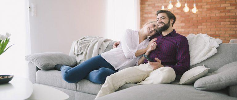 Ako zariadiť obývačku v dome?